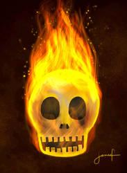 Faint Heat by BlooGuy