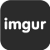 Imgur (1, texto) Icon by linux-rules