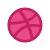 Dribbble Icon by linux-rules