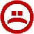Alert Error (transparent) Icon