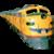 Nevada Union Pacific Streamliner Icon