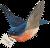 Big Blue Bird mail Icon