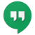 Google Hangouts (2014) Icon by linux-rules