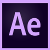 Adobe After Effects CC Icon by linux-rules