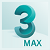 3ds Max (2017) Icon by linux-rules