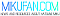 Mikufan (wordmark) Icon ultra by linux-rules