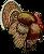 Glad Turkey Icon