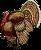 Glad Turkey (rev) Icon