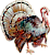 The Harvest Goddess (Turkey) Icon by linux-rules