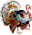 The Harvest Goddess (Turkey) Icon mid by linux-rules