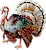 The Harvest Goddess (Turkey) (inv) Icon big by linux-rules
