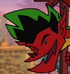 Face dragon (Jake Long) 2nd season Icon ultrabig by linux-rules
