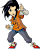 Jade Chan (Jackie Chan Adventures) Icon big by linux-rules