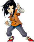Jade Chan (Jackie Chan Adventures) Icon ultrabig by linux-rules