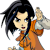 Face Jade Chan (Jackie Chan Adventures) Icon by linux-rules