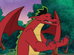 Dragon (Jake Long) 1st season Icon ultrabig by linux-rules