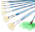 Fan Paint Brushes (2) Icon mid by linux-rules