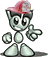 Right Fella Reactions with Fire hat By Ehsan Icon by linux-rules