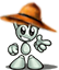 Right Fella Reactions with Straw hat By Ehsan Icon by linux-rules