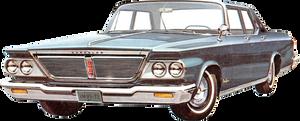 Chrysler New Yorker Sedan 4 door (1964) (stock) by linux-rules