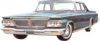Chrysler New Yorker Sedan 4 door (1964) Icon big by linux-rules