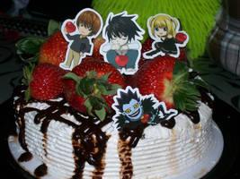 My B-Day Cake by uryuuluvsyou