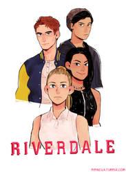 Riverdale by bibinella1994