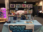 UKPonycon 17 Table by PoneBooth