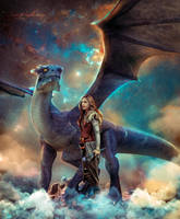 Train Your Dragon by Irina-Ponochevnaya