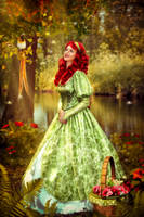 song of the morning in the forest by Irina-Ponochevnaya