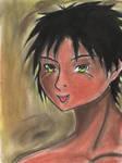 mowgli? by Saiyukie