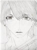 Kazuya's world : man knife by Saiyukie