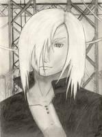 FF VII : Kadaje by Saiyukie
