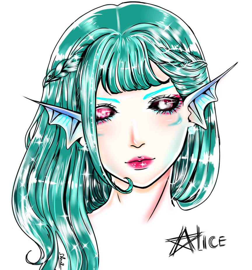 Mermaid 1536085826324 by ReiyuuMei