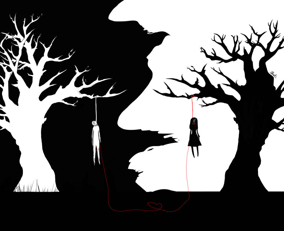 The Hanging Tree by ReiyuuMei