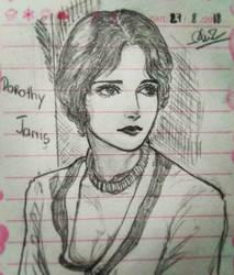 Dorothy Janis by ReiyuuMei