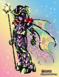 Fairy Gundam's Pilot Chotto Nani: Body Armor by briescha
