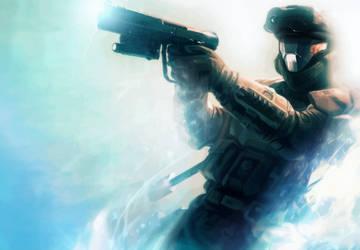 Halo 3 : ODST by SpiritBold