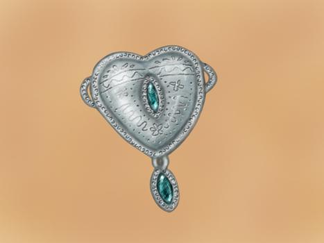 Necklace by Lareieli