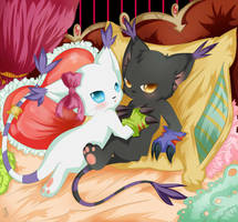 Sorpresa~~ by Mouse-and-BlackGato