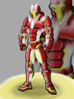 Ironman Zero by Leonidas666