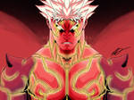 Asura's Wrath by Leonidas666