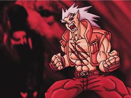 Bloody Roar Yugo by Leonidas666