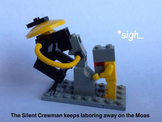 The Silent Crewman still lives by Leonidas666