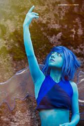 Lapis Lazuli cosplay by UnicaGem