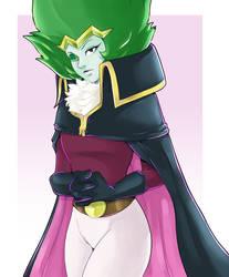 Captain Emerald by UnicaGem