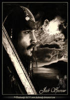-Jack Sparrow- by dadoundy