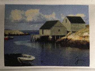 Peggy's Cove by Yacoba