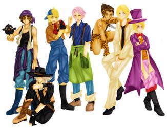 HM: SI bachelors color by pyo2591