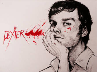 Dexter by JordyArt77